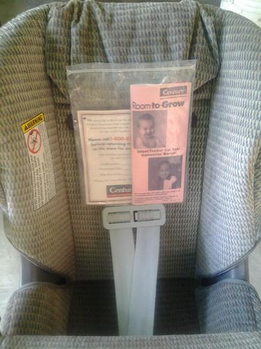 silla porta bebe century