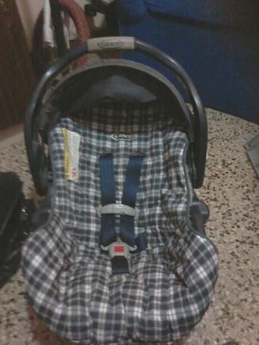 silla porta bebe graco