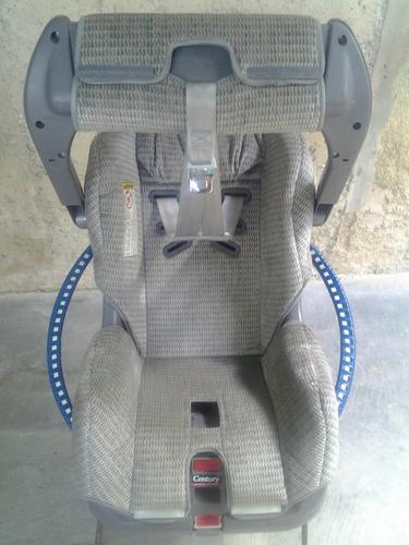 silla porta bebe marca century