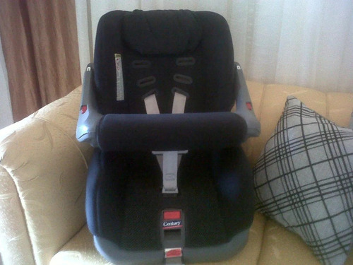 silla porta  bebe marca century para carro