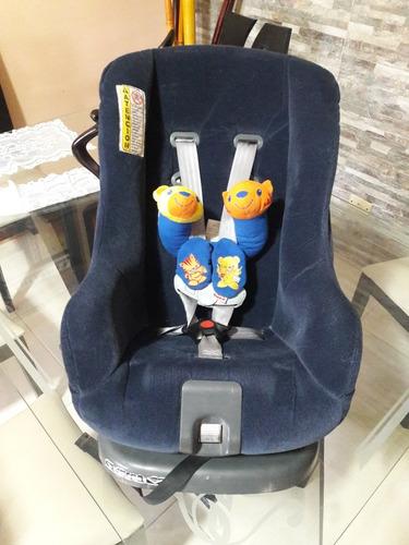 silla porta bebe para carro cosco