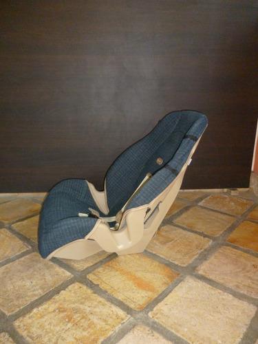 silla porta bebe para carro marca cosco