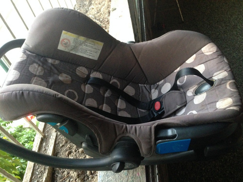 silla porta bebé para carros