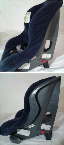 silla porta bebe touriva tecnología americana para carro