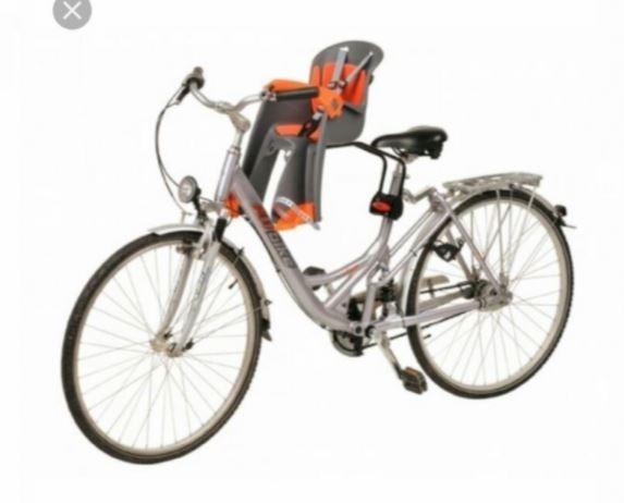 Silla Portabebe Bicicleta Delantero Bilby Jr Envio Gratis