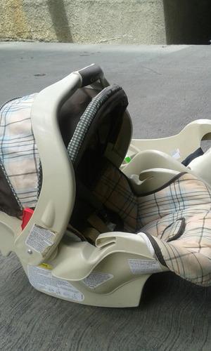 silla portabebé de carro con base graco