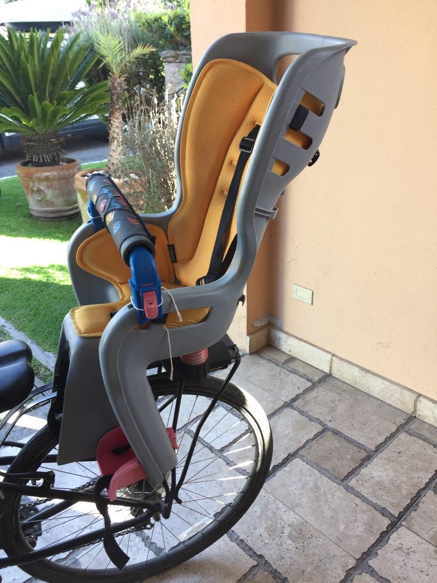 Silla Portabebe Para Bicicleta 1 450 00 En Mercado Libre