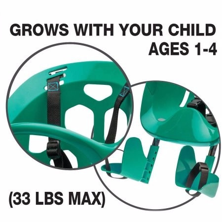 silla portabebe para bicicleta de 1 a 4 años