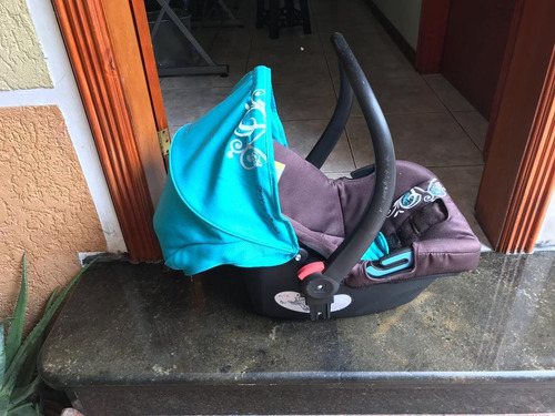 silla portabebe para vehículos usada