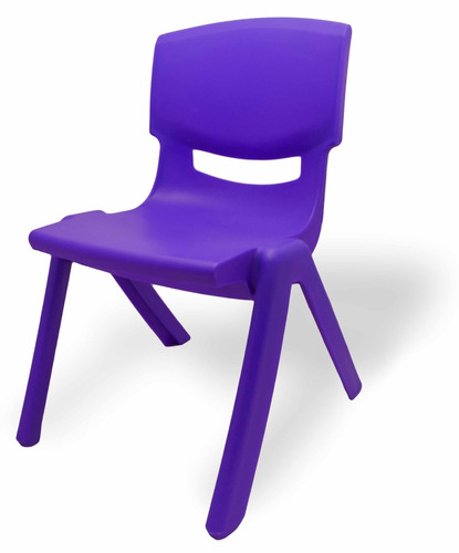 silla preescolar reforzada material didactico