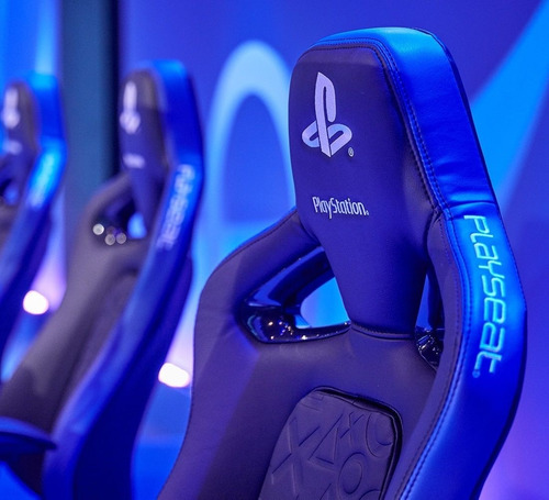 silla pro gamer playstation oficial - playseat