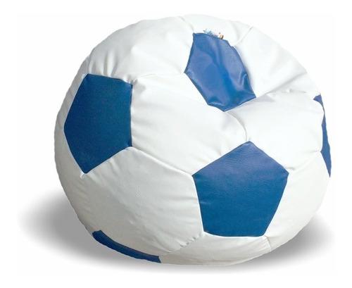 silla puff balon cuerotex talla m