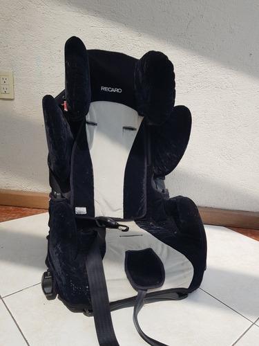 silla recaro para niños en en coche