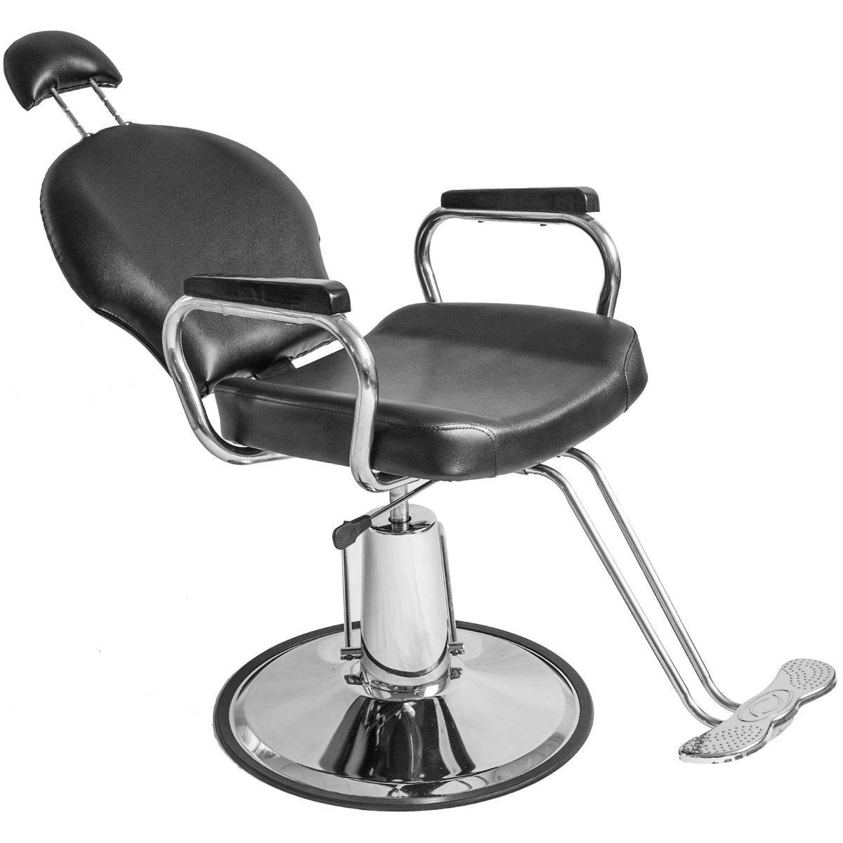 Silla reclinable estetica hidraulica sillon barberia for Sillas para tatuar