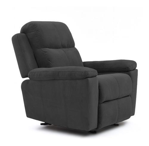 silla reclinable mecedora marsella tela