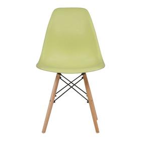 Silla Réplica Eames - Verde