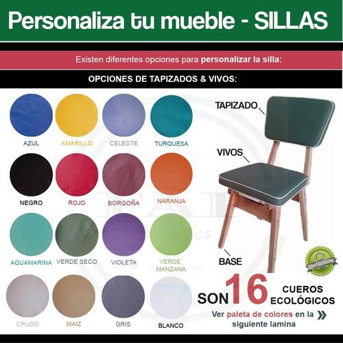 silla retro vintage americana paraiso  venta x mayor y menor