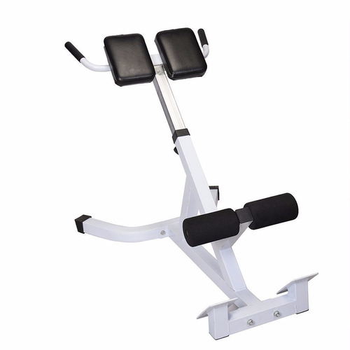 Silla romana extension ejercicio espalda abdomen pierna pesa 2 en mercado libre - Sillas para la espalda ...