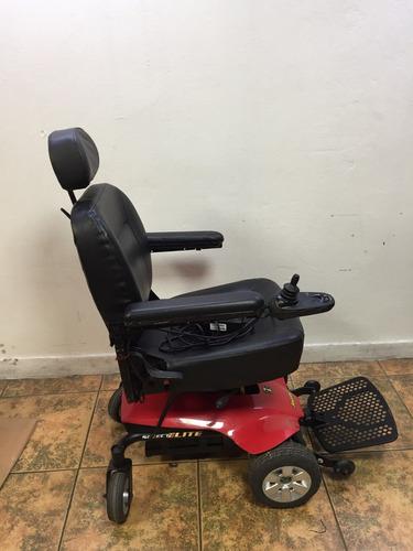 silla rueda electrica