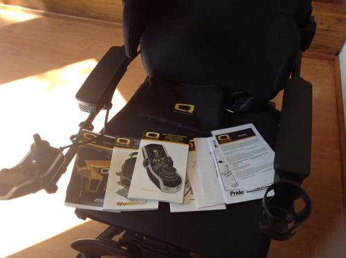silla ruedas eléctrica