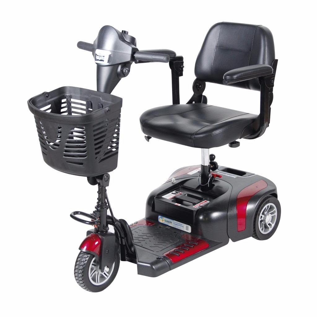 Silla ruedas electrica scooter 3 ruedas electrico plegable 21 en mercado libre - Silla ruedas electrica ...