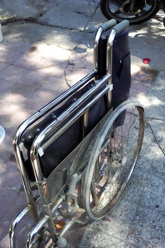 silla ruedas par
