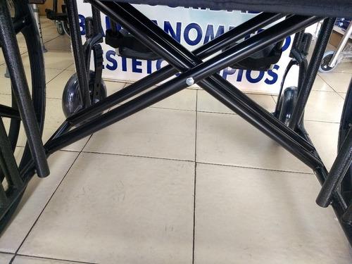 silla ruedas sobrepeso amplia y resistente hasta 180 kg