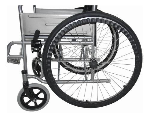 silla ruedas todo terreno llantas plegable medico uso rudo
