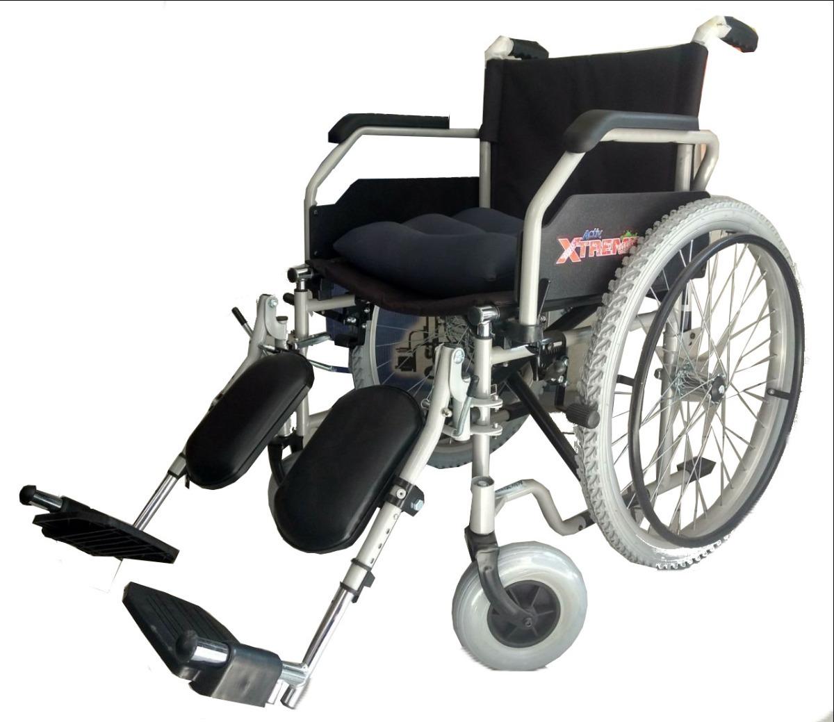 silla de ruedas xtreme