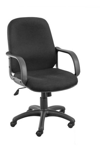 silla salerno tela ejecutiva oficina reunión pcnolimit mx