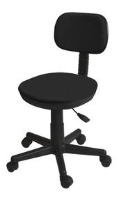 Color Para Secretarial Remate Negro Silla Basica Oficina 8n0OwPkX