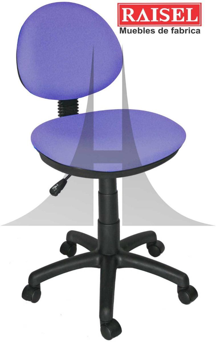 Silla secretarial operativa para oficina computadora for Sillas para computadora