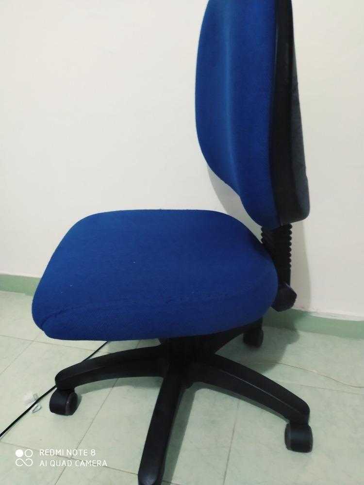 silla semi gerencial