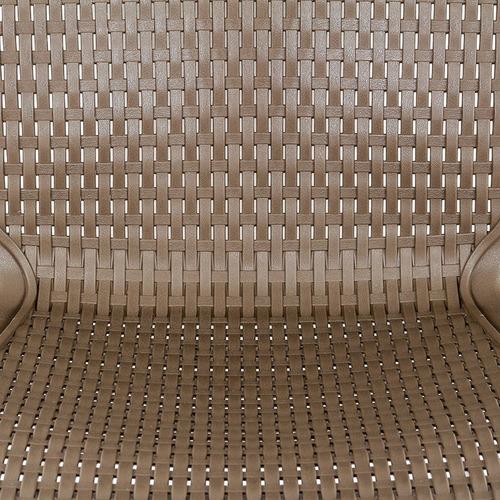 silla shia sin brazos rimax practica sencilla 9405- mocca hs