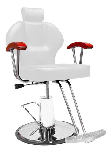 silla sillon barberia hidraulico salon reclinable barbero