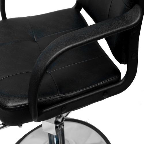 silla sillon barbero estetica hidraulico salon barberia