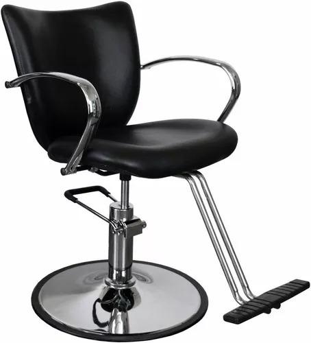 Silla sill n barbero peluquero en mercado libre for Sillas de peluqueria