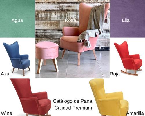 silla sillón butaca - con envío - 6 - mod aurora
