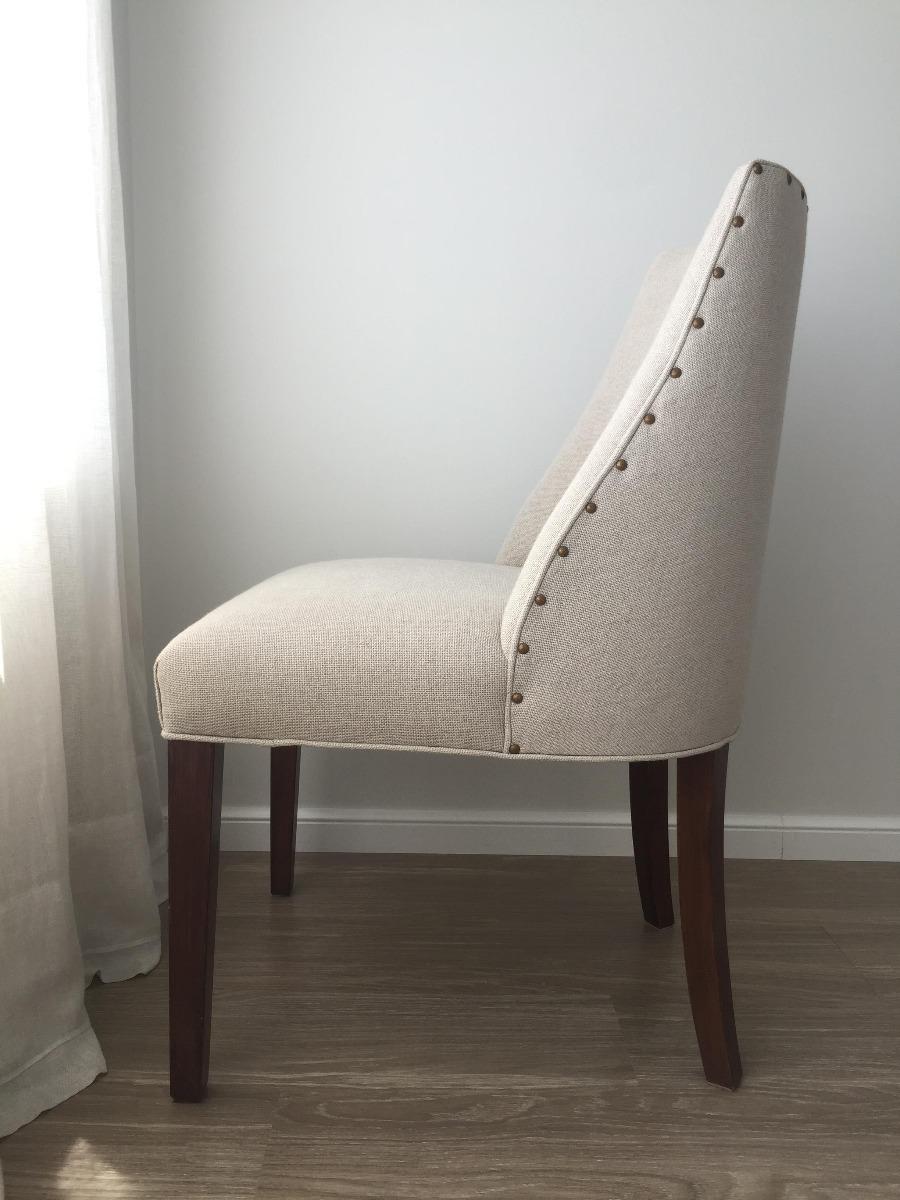 Encantador Muebles Tapizados Cabecera De Lino Ornamento - Muebles ...