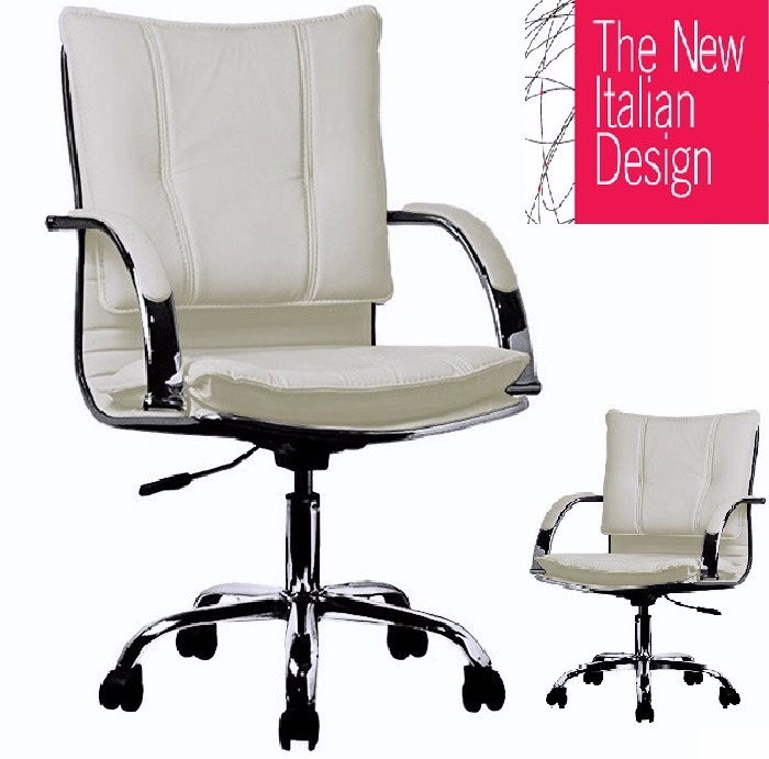 Silla sillon ejecutivo de oficina regulable reforzada for Oferta sillas oficina