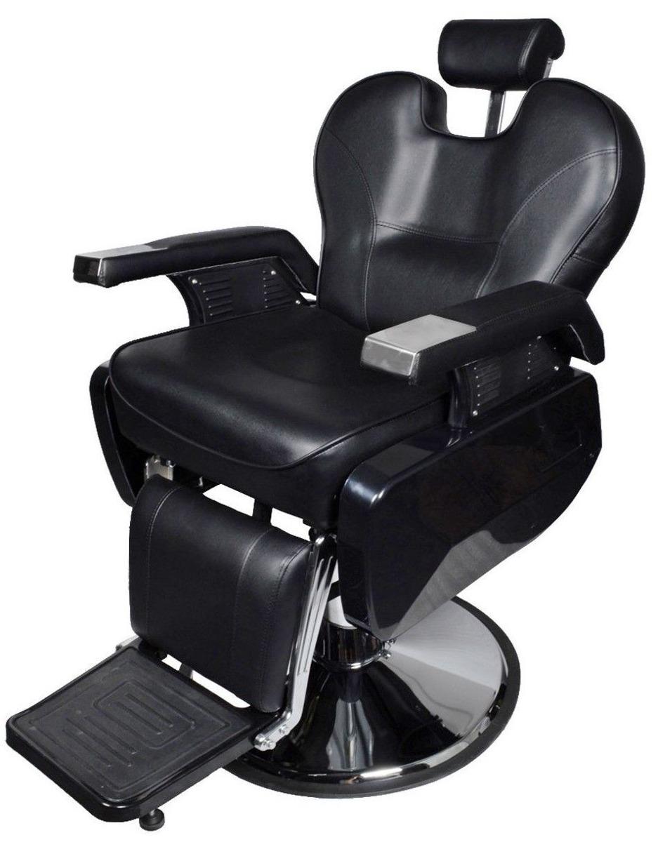 Silla sillon hidraulico para estetica o barber shop nueva for Sillas para estetica