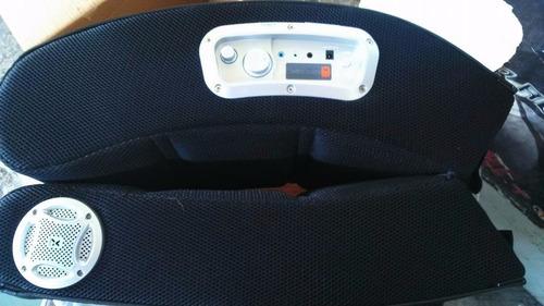 silla sillon para videojuegos x rocker con bocinas nuevo