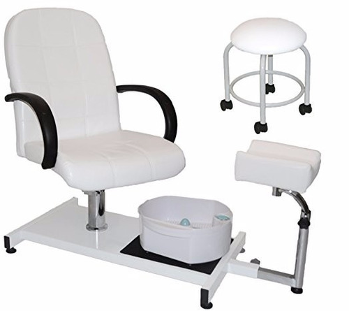 Silla sillon pedicure hidraulico ajustable 9 for Sillas para hacer pedicure