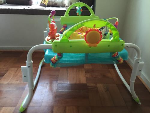 silla slatarina primeros pasos