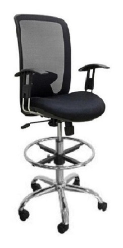 silla super cajero mesh oficina barra recepción mx pcnolimit