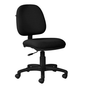 Sillas Para Oficina Office Depot.Silla Super Secretarial Oficina Color Negro