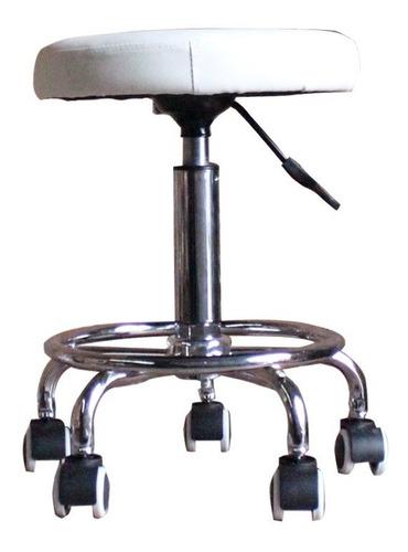 silla taburete banco masajes consultorio tatoo spa masaje