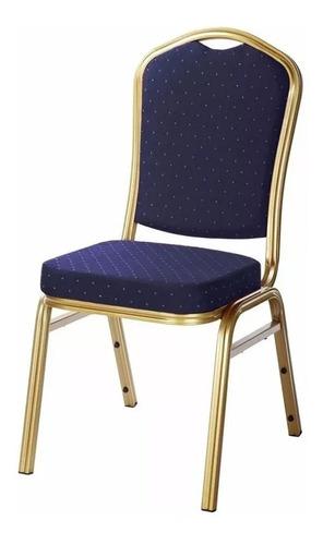 silla tapizada- ideal hotel salas de eventos y conferencias