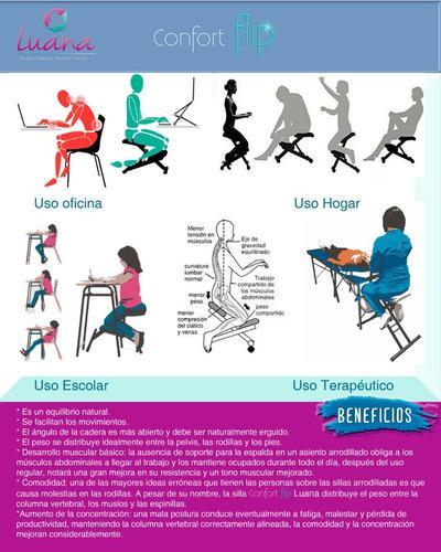 silla terapeuta ergonómica facilita tu trabajo preciofabrica