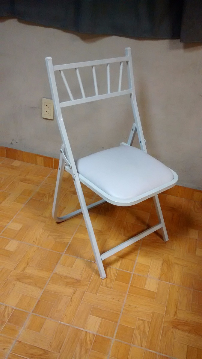 Silla tiffany plegable en mercado libre for Sillas mercado libre